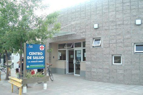 """GRILLA Centro de Salud """"Dr. Horacio Canesi"""""""