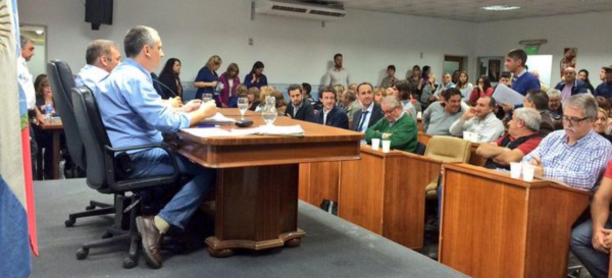 Aprobaron la ampliación del Presupuesto de Gastos de la Municipalidad de Escobar por más de $ 24 millones