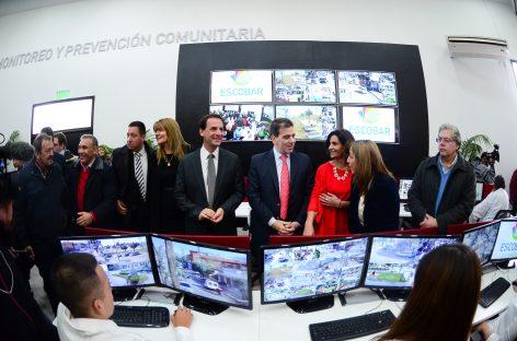 """Sujarchuk: """"Este es un punto de partida para mejorar la seguridad del partido de Escobar"""""""