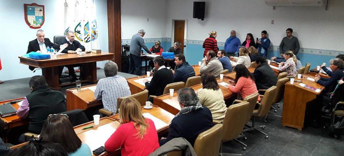 HCD de Escobar: séptima sesión ordinaria del 2016