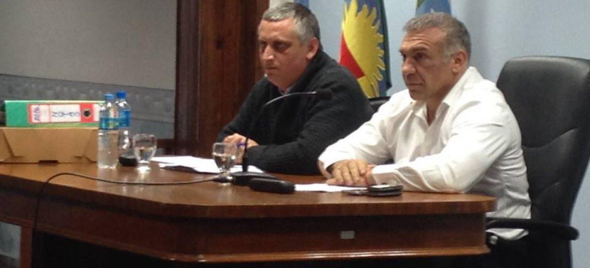 HCD Escobar: octava Sesión Ordinaria
