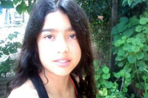 Apareció en López Camelo Laura Almirón, la adolescente de 13 años que se había fugado con su tío