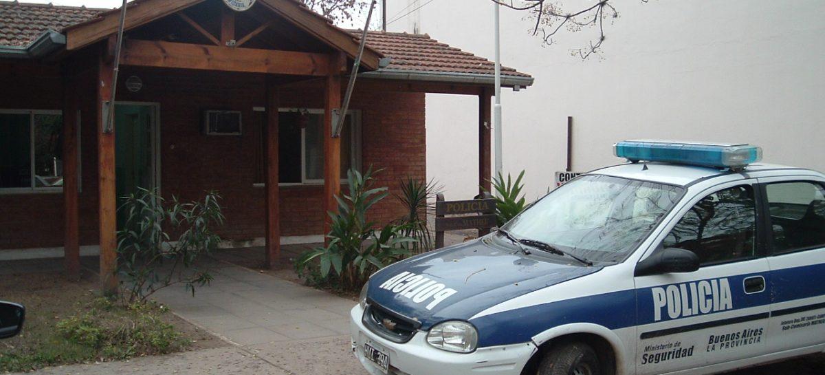 Matheu: gran despliegue policial para detener a un peligroso delincuente