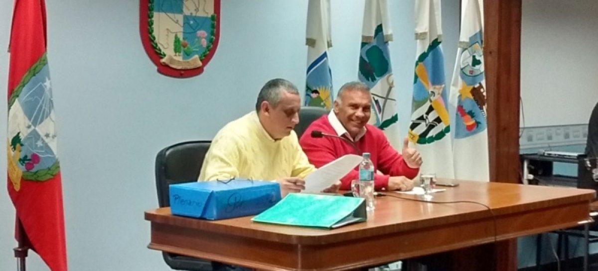 El Concejo Deliberante de Escobar convalidó convenio entre la Municipalidad y AYSA para la expansión de las redes de agua potable