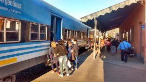 tren actual