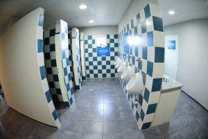poli baño
