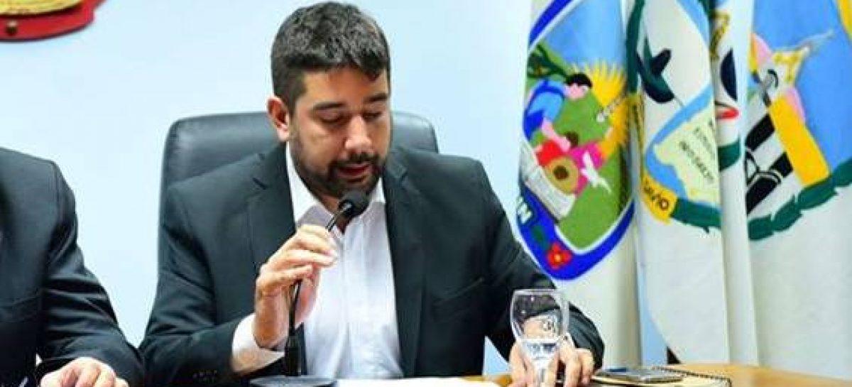 Saludo del Presidente del HCD Pablo Ramos