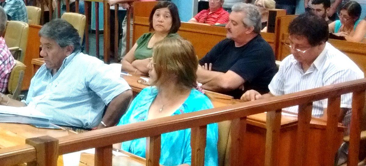 Comunicado del Bloque de Concejales del Frente Para la Victoria Escobar
