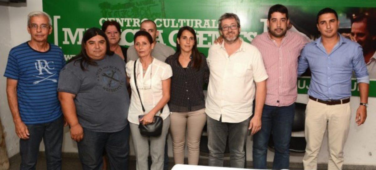 Dirigentes de Cambiemos se suman a las filas de Ariel Sujarchuk