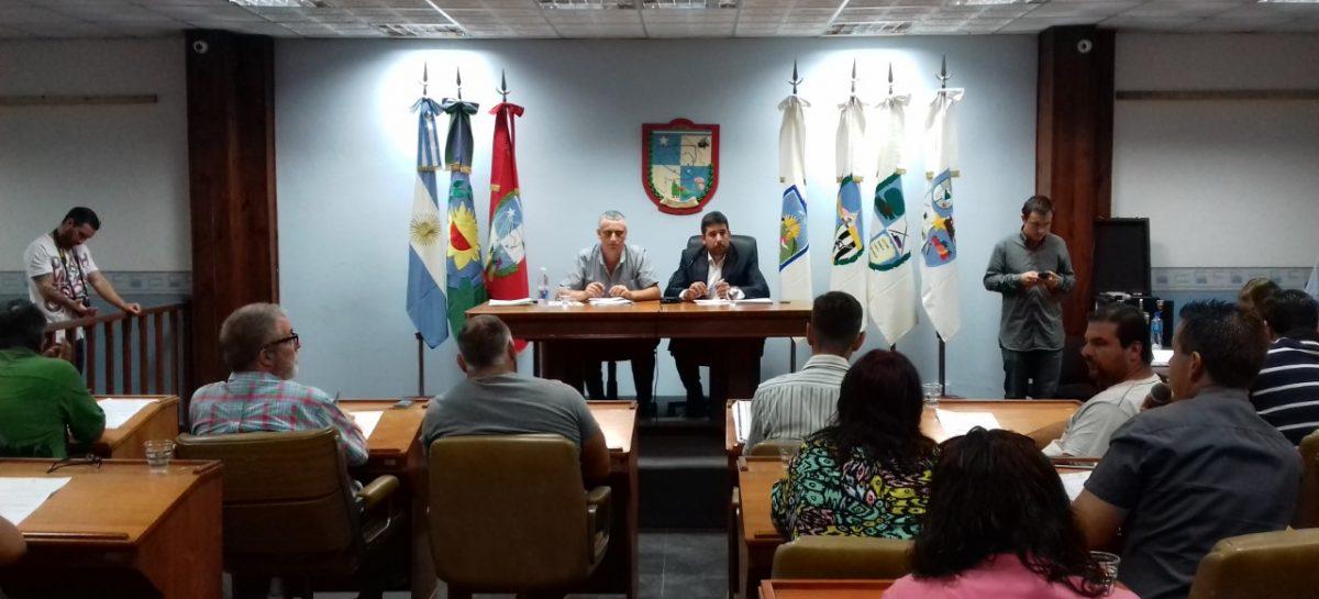 HCD: segunda Sesión Extraordinaria del período 2017