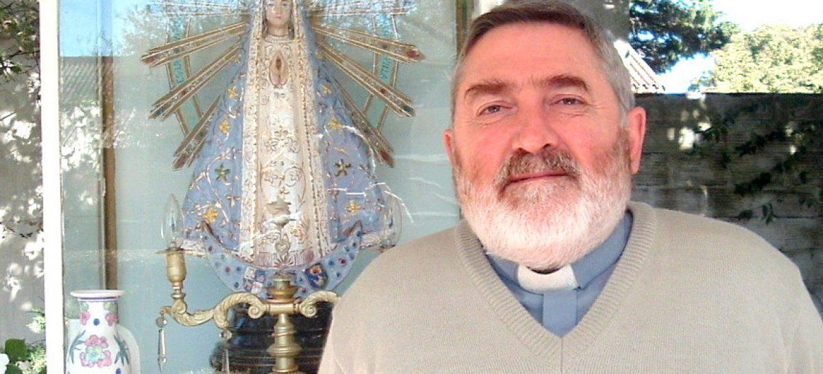 Después de 27 años el Padre Luis Grassi deja de ser el Párroco de Matheu