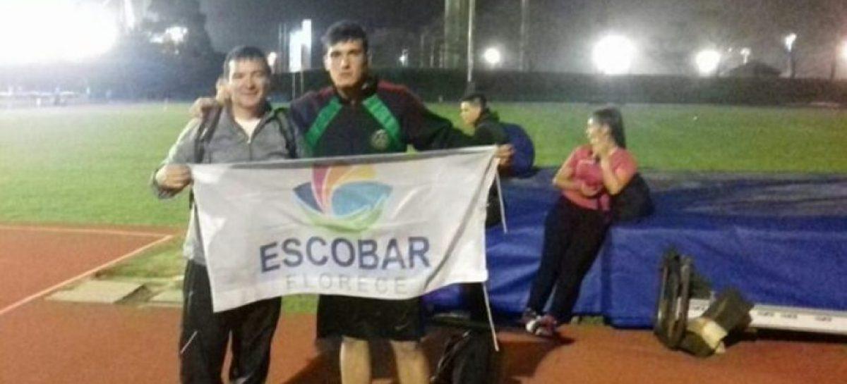 Atleta matheuense competirá en el Nacional de Atletismo, en Mar del Plata