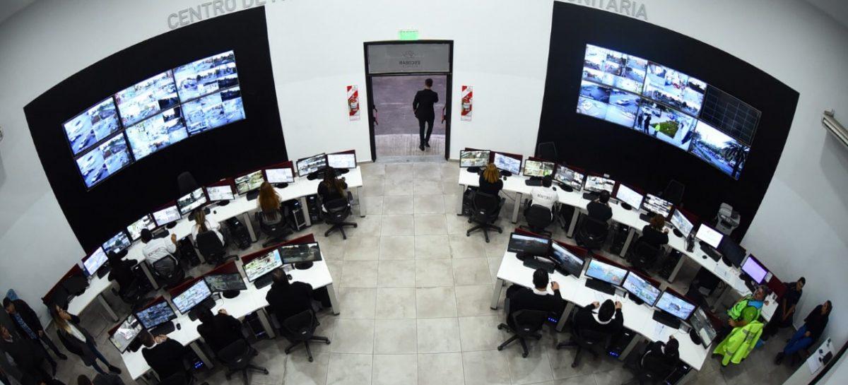 Ariel Sujarchuk puso en funcionamiento 500 cámaras de video vigilancia