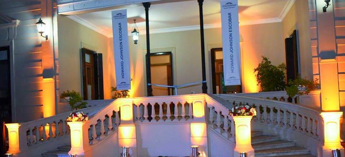 Se inauguró Howard Johnson Escobar Hotel & Resort con la presencia de Sujarchuk y funcionarios nacionales y provinciales