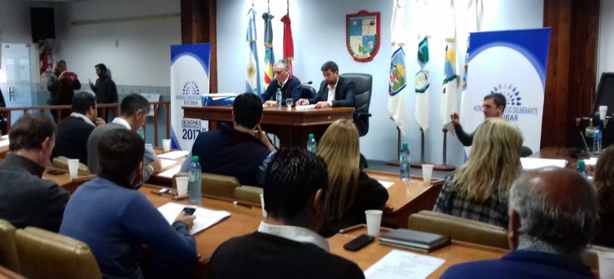 HCD: cuarta Sesión Ordinaria del período 2017