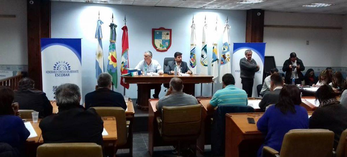 HCD: quinta Sesión Ordinaria del período 2017