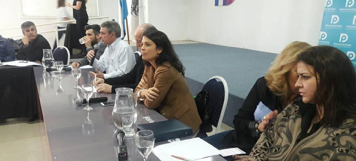 Baja de pensiones: Rocío Fernández se reunió con el gabinete de Desarrollo Social de la Nación