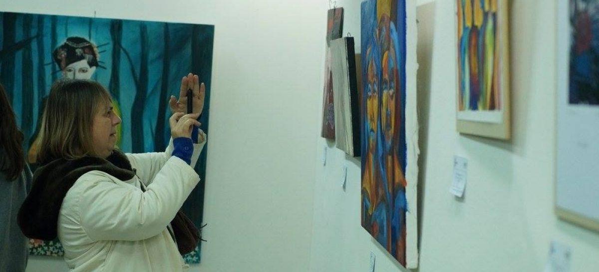 En la Casa de la Cultura de Escobar comienza la segunda edición de la Expo Arte Joven