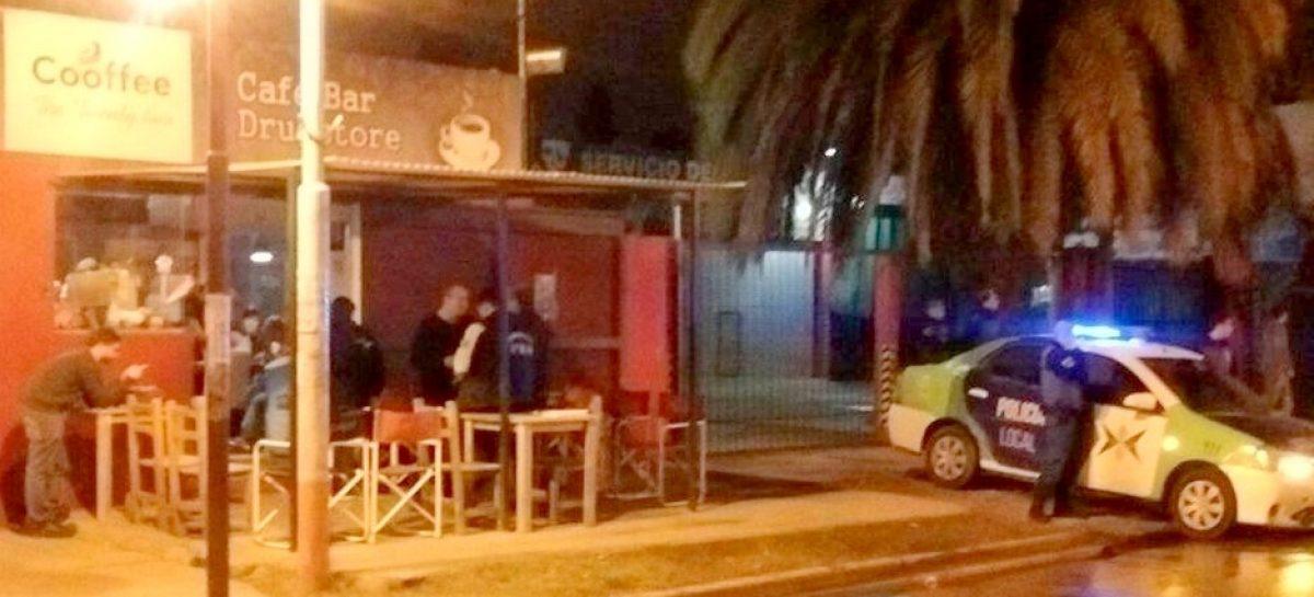 Incautan 200 dosis de cocaína en pleno centro comercial de Belén gracias a una denuncia anónima al 0800 de la Municipalidad de Escobar