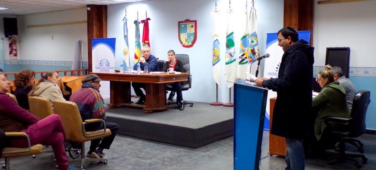 HCD: se llevó a cabo la primera jornada de la audiencia pública para debatir el tema de la pirotecnia en el distrito