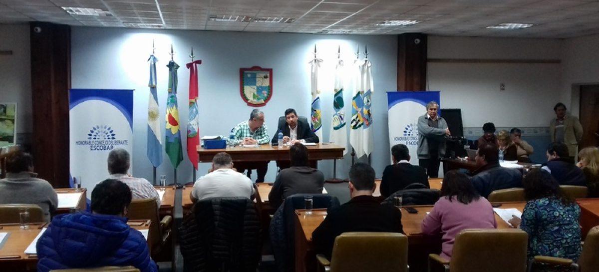 HCD: novena Sesión Ordinaria del período 2017