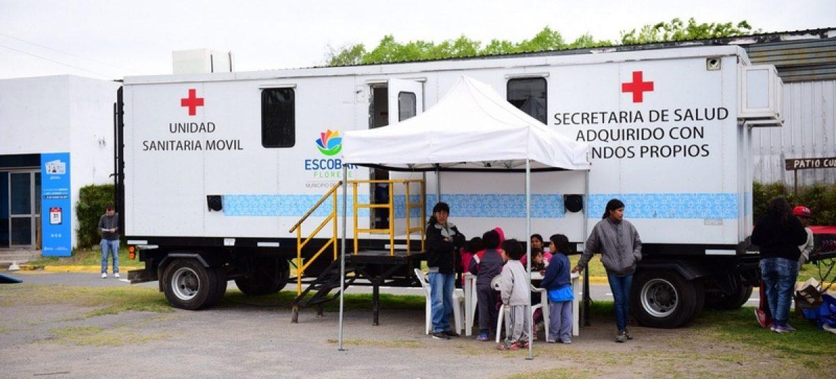 La Municipalidad de Escobar intensifica su campaña de prevención contra la tuberculosis