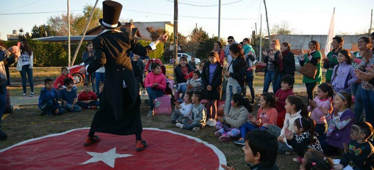 La Municipalidad de Escobar ofrece múltiples actividades culturales libres y gratuitas para disfrutar las vacaciones de invierno en familia
