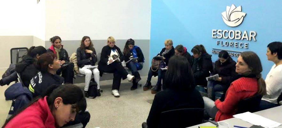 Taller de coaching ontológico para mujeres organizado por la Municipalidad de Escobar