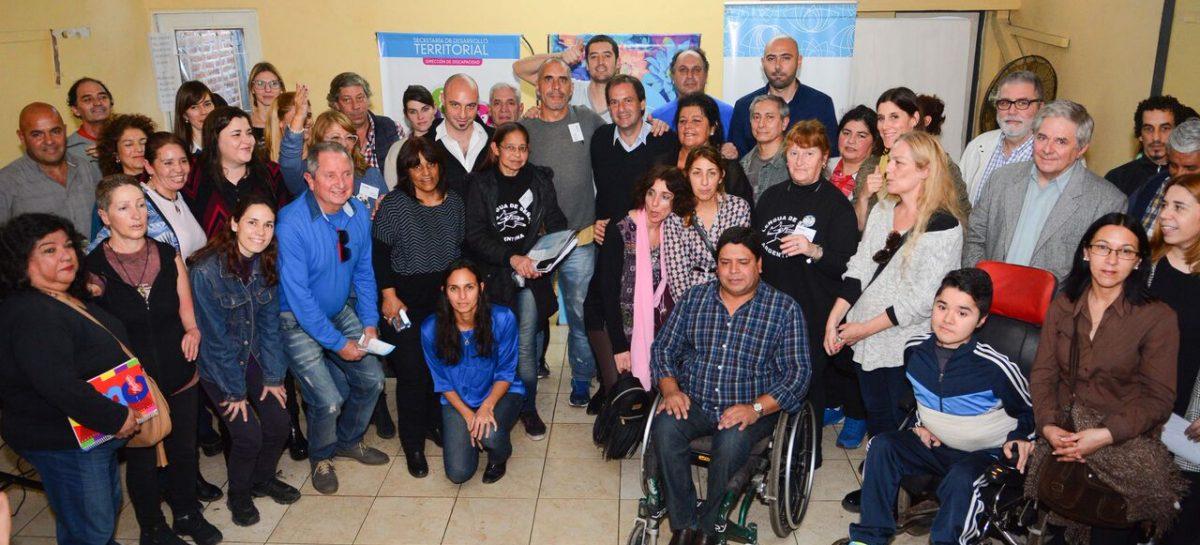 Ariel Sujarchuk anunció la creación del Consejo local para personas con discapacidad