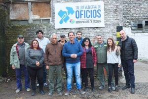 taller municipal de oficios