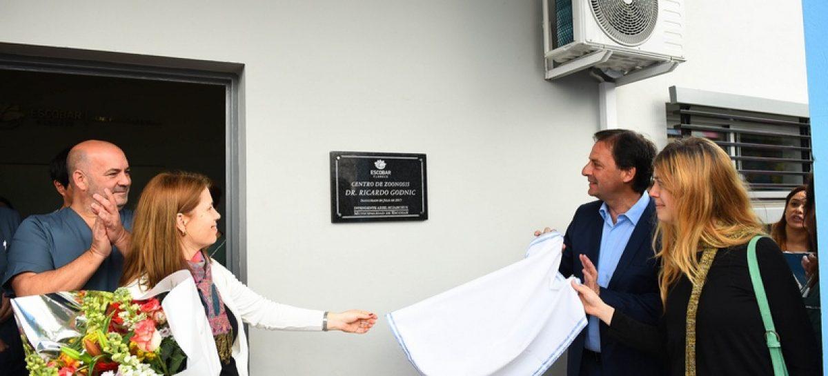 Se inauguró el nuevo Centro de Zoonosis municipal, considerado el mejor de la provincia de Buenos Aires