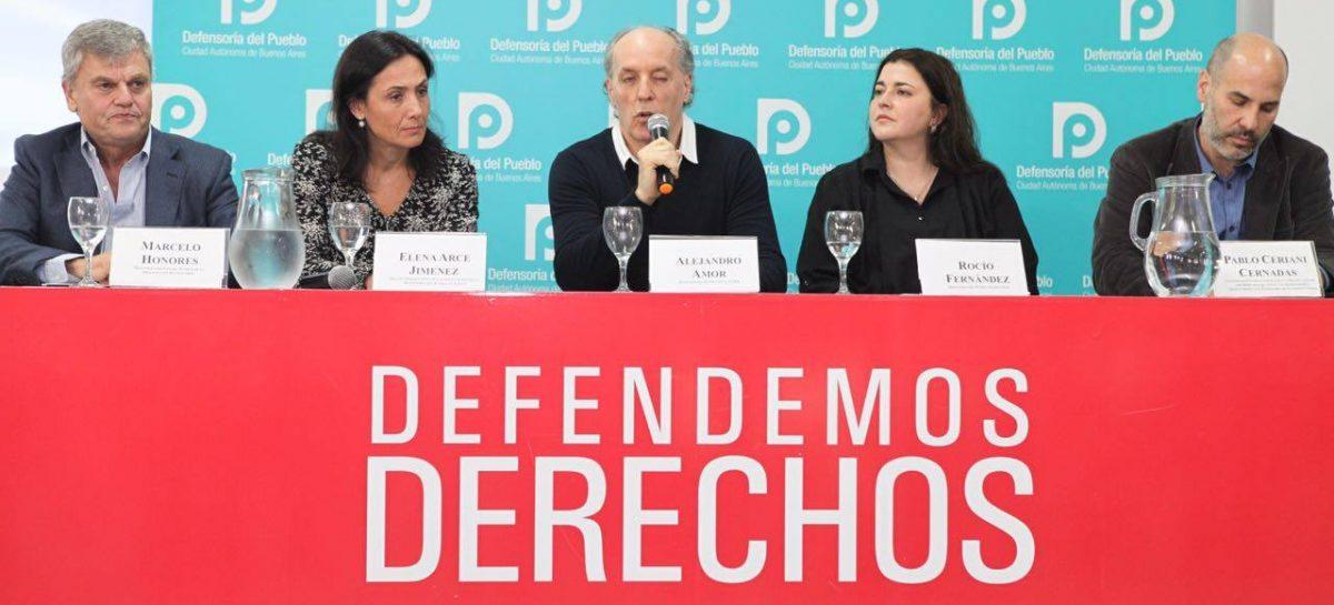 Rocío Fernández disertó en jornada sobre los derechos de los migrantes