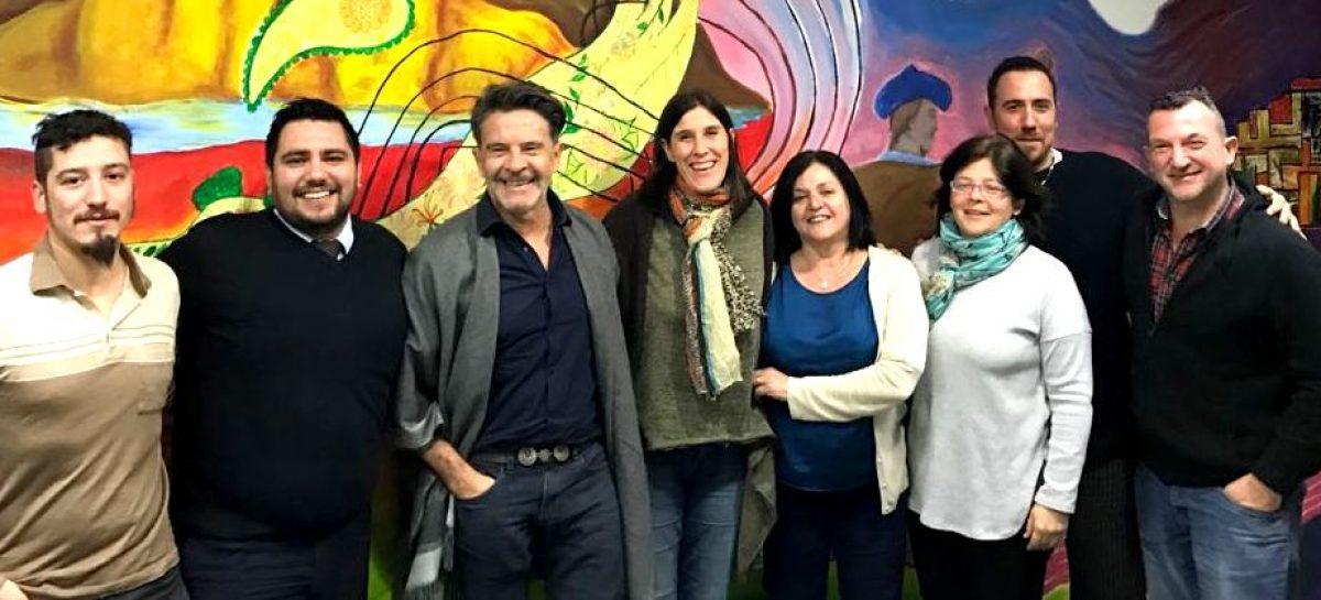 La Municipalidad de Escobar lanza el profesorado de teatro del que participará Osvaldo Laport