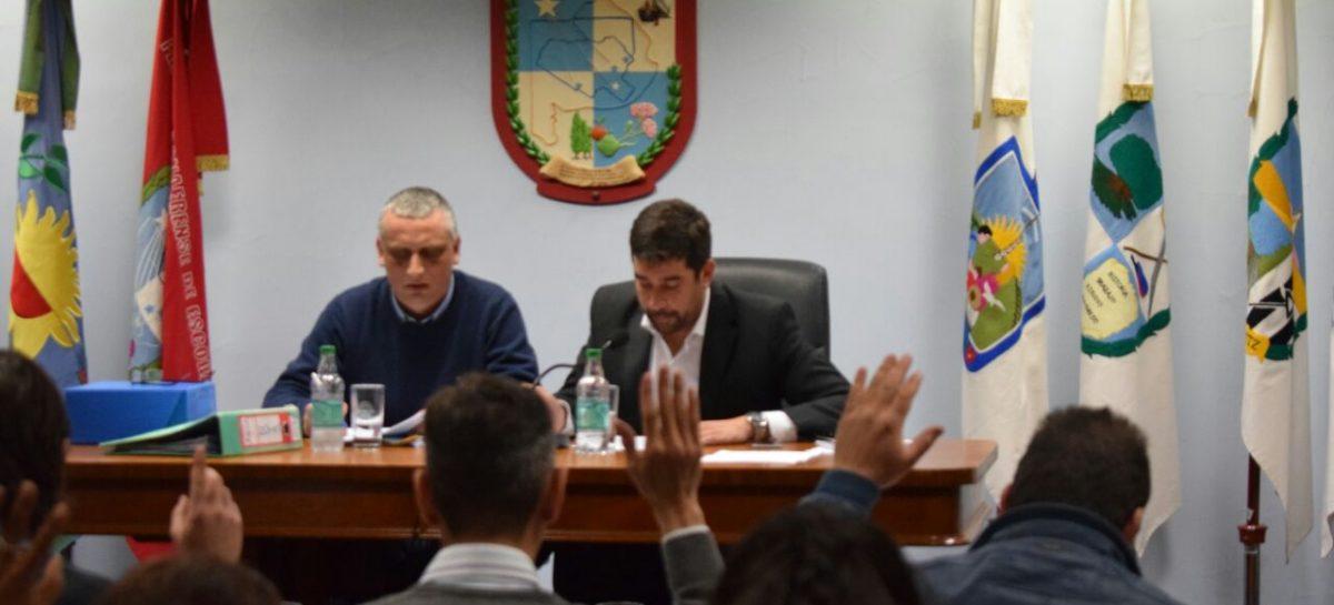 11ª Sesión Ordinaria del HCD: con la aprobación del Concejo, Loma Verde se convierte en localidad, pasando a ser la sexta del distrito