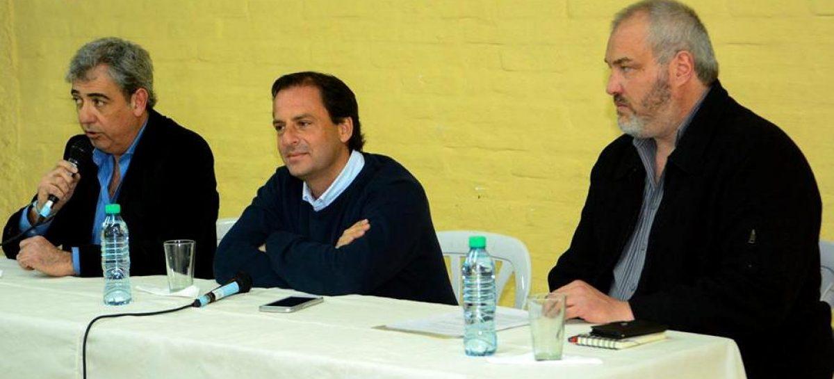 Se presentó oficialmente el Instituto Municipal de Profesionales y Técnicos de Escobar (Ipytme)