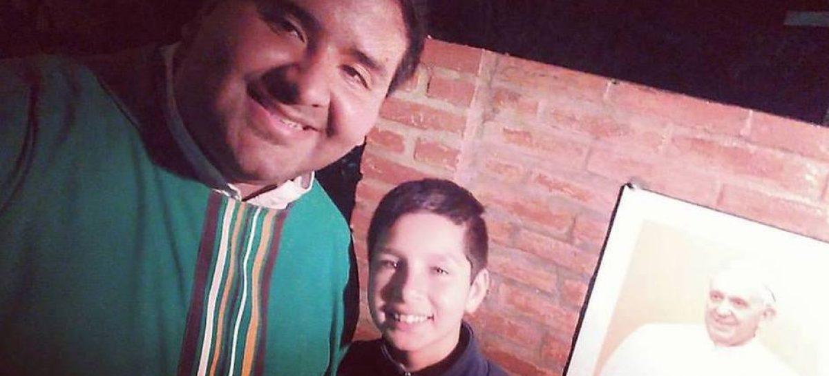 """Se lanza la """"Hora Santa para Jóvenes"""" en la Parroquia San Juan Bautista de Matheu"""