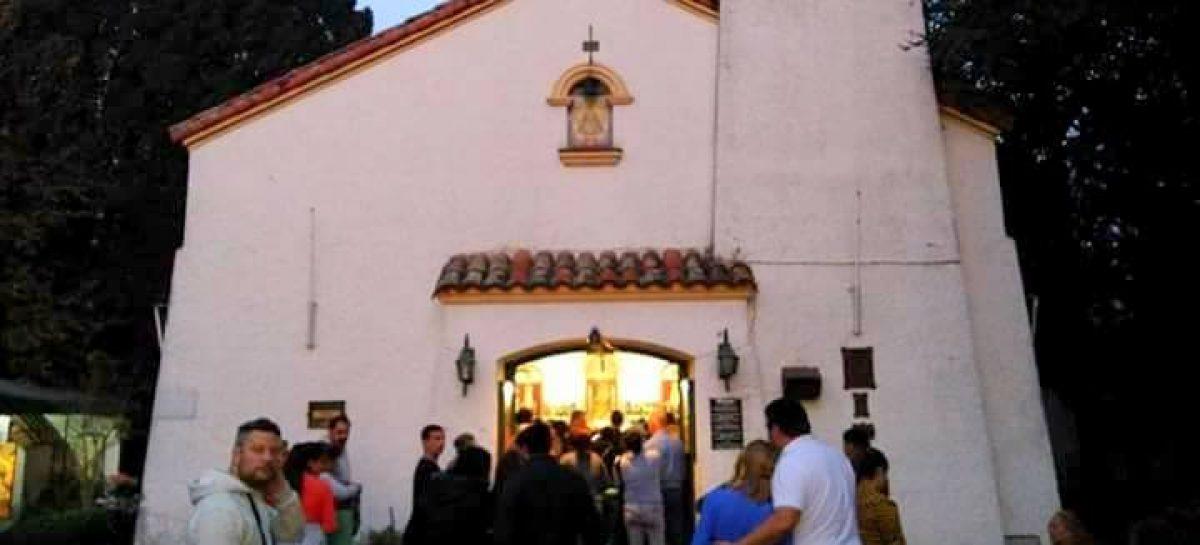 El lunes 7 de agosto, misa de San Cayetano en la Parroquia de Matheu