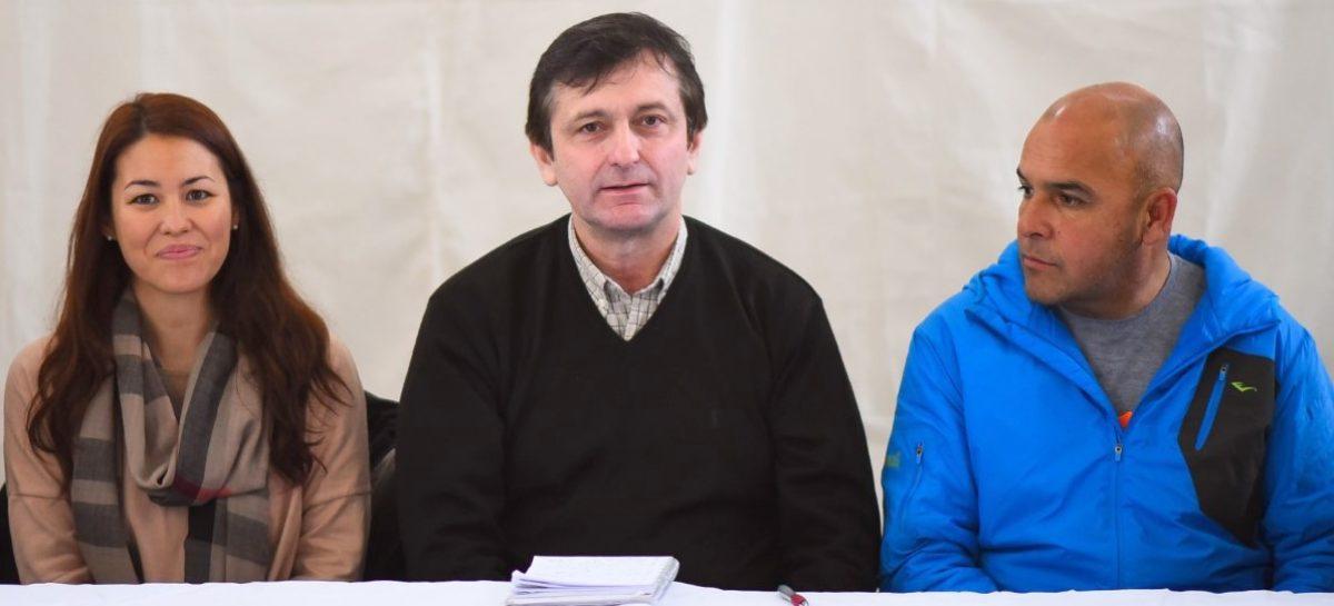 """Candidatos de """"Cumplir"""" suman su apoyo a Unidad Ciudadana Escobar"""