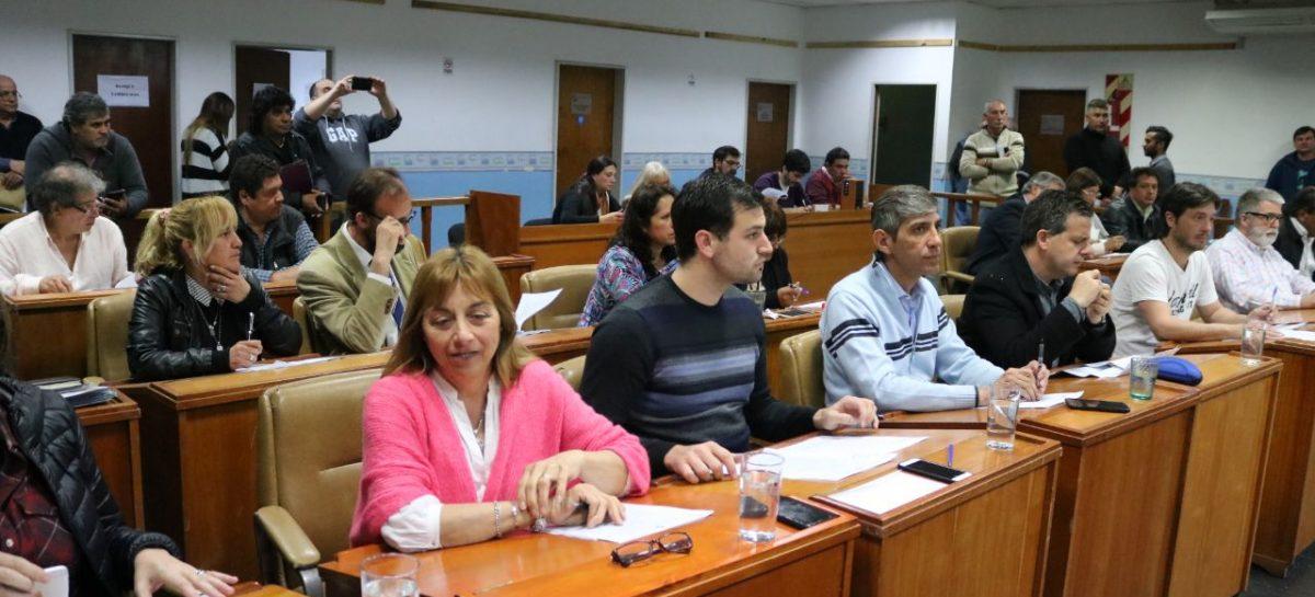 HCD: Se aprobaron resoluciones para pedir cajeros automáticos para Savio, Matheu y Loma Verde