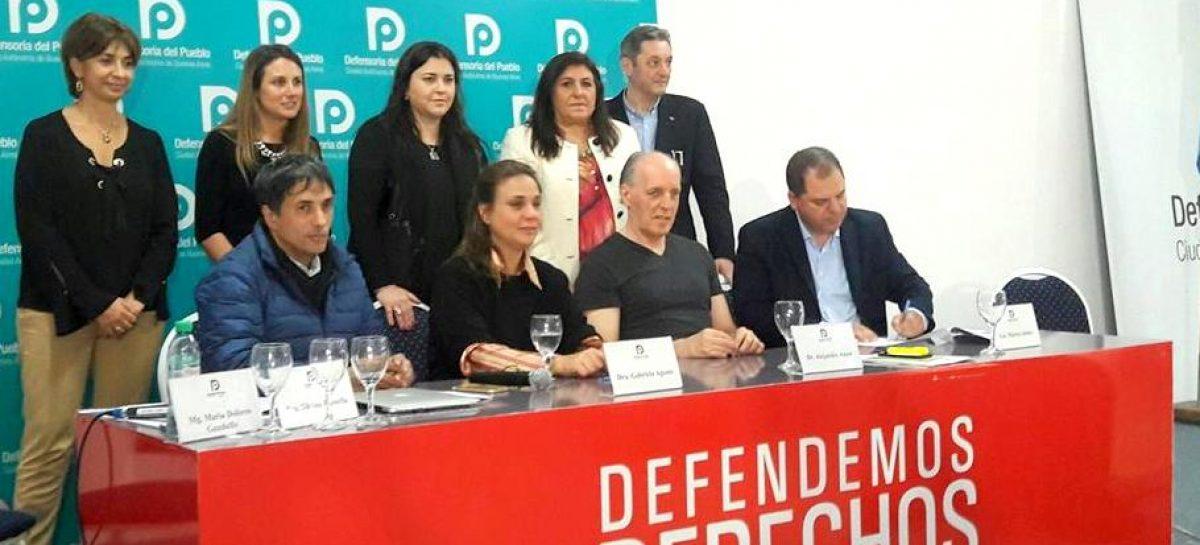 Rocío Fernández a cargo de la Secretaría Ejecutiva por ADPRA de la agenda 2030