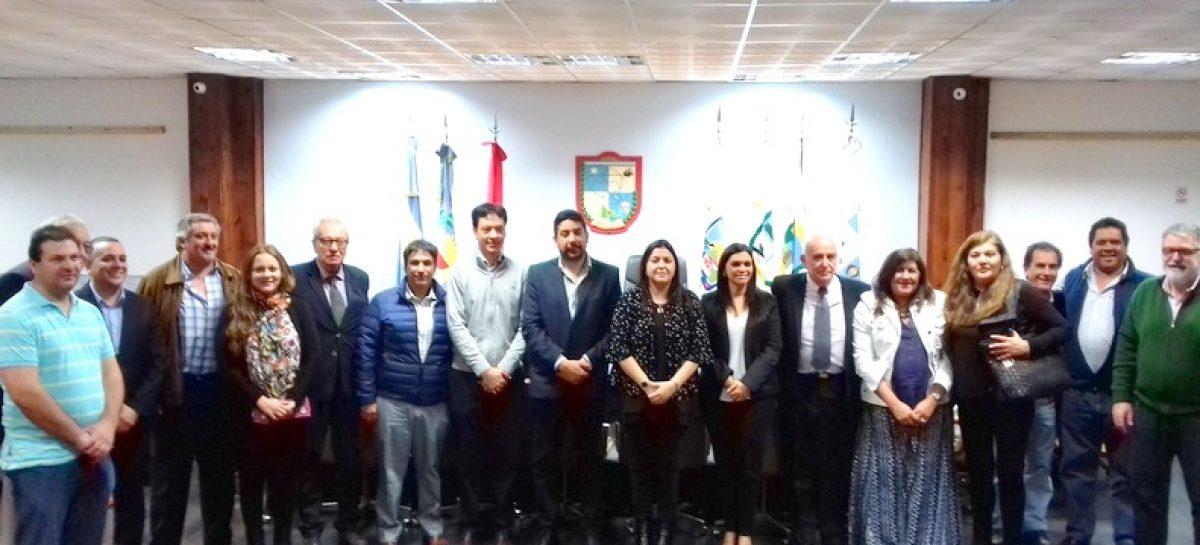 En el marco de un plenario provincial que se realiza en Escobar, Defensores del Pueblo Municipales fueron recibidos en el Concejo Deliberante