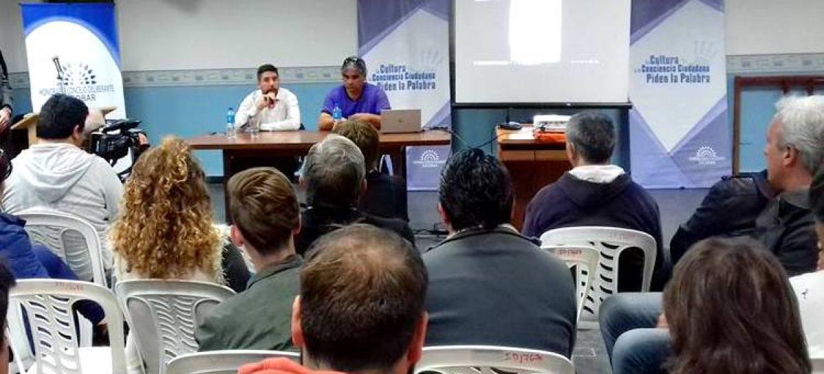 """HCD: el deportista Carlos """"beto"""" Rodriguez presentó su libro """"Sueños sin Barreras"""""""