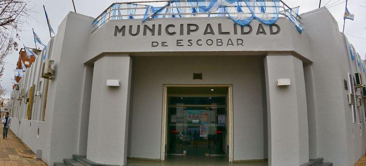 El lunes 9 de octubre será asueto administrativo en el Partido de  Escobar