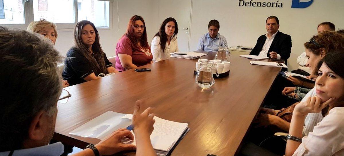 El Defensor del Pueblo bonaerense suma su compromiso para presionar por la reubicación de las termoeléctricas instaladas en Pilar