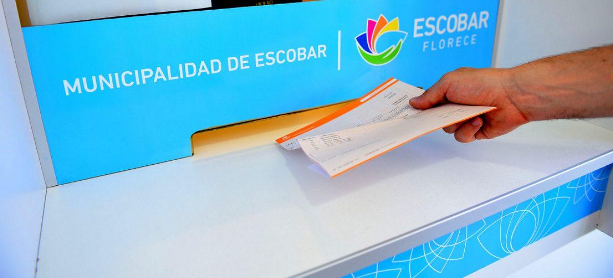 La Municipalidad de Escobar dispuso un aumento general del 18,5% en las tasas