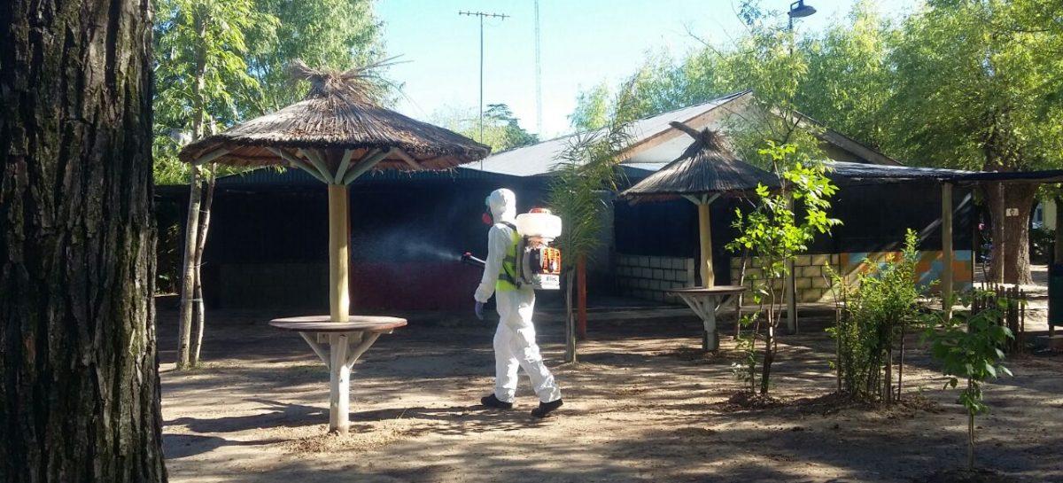 La Municipalidad de Escobar comenzó la campaña contra el dengue en todo el distrito