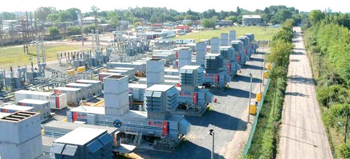 Por orden de la justicia la empresa APR Energy SRL deberá frenar las obras en la central termoeléctrica de Villa Rosa