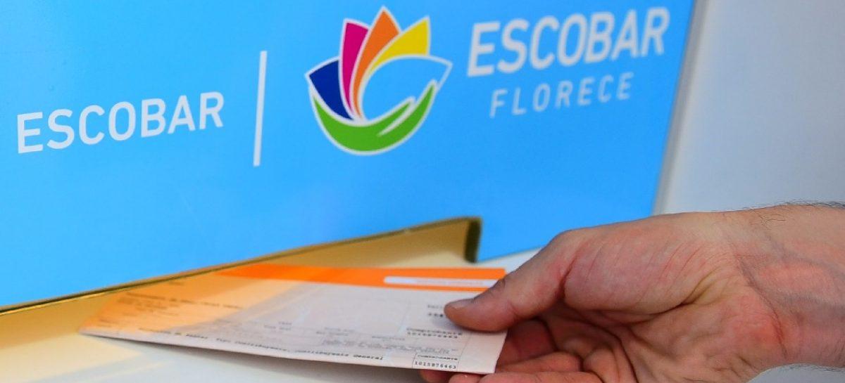 Continúa hasta el 29 de diciembre la moratoria para tasas municipales en el partido de Escobar