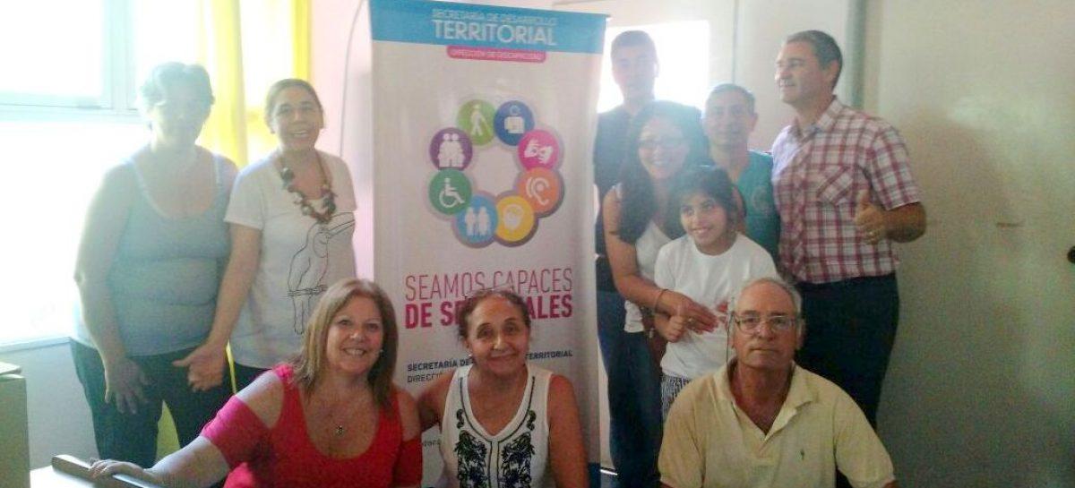 La Municipalidad de Escobar dicta charlas de concientización sobre los derechos de las personas con discapacidad