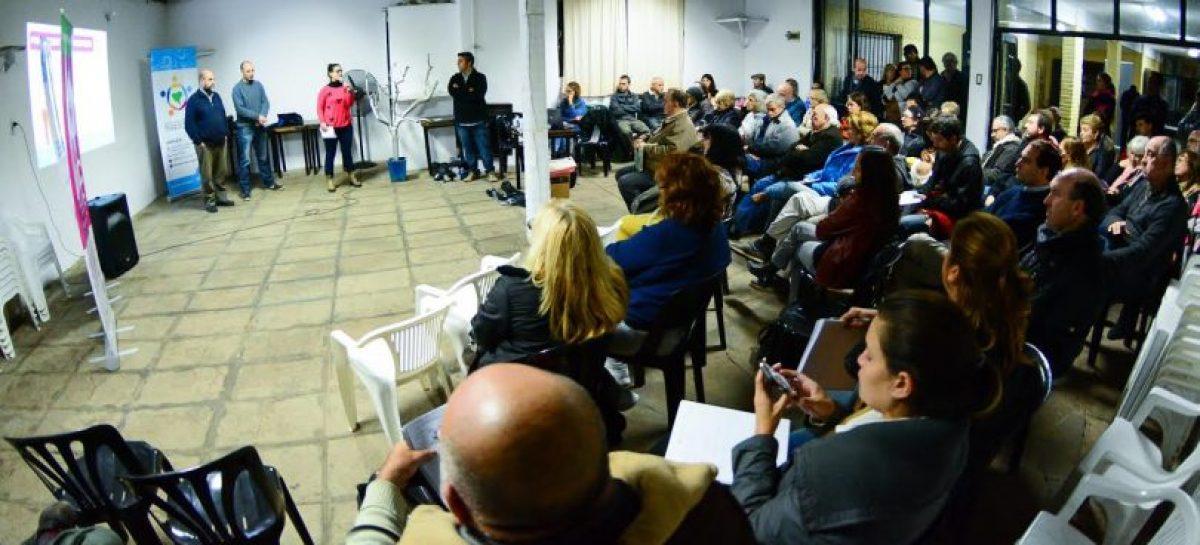 Avanzan las obras del Presupuesto Participativo votadas por los vecinos del partido de Escobar